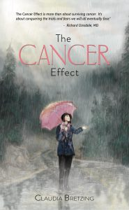 The Cancer Effect. Painted and designed by Abigail E. Fowkes