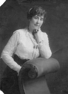 Roberta Flake Clayton as a younger woman. Photo courtesy of BYU Religious Studies Center