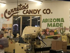 Family-owned Cerreta Candy Company in Glendale, Arizona. Photo courtesy of TripAdvisor