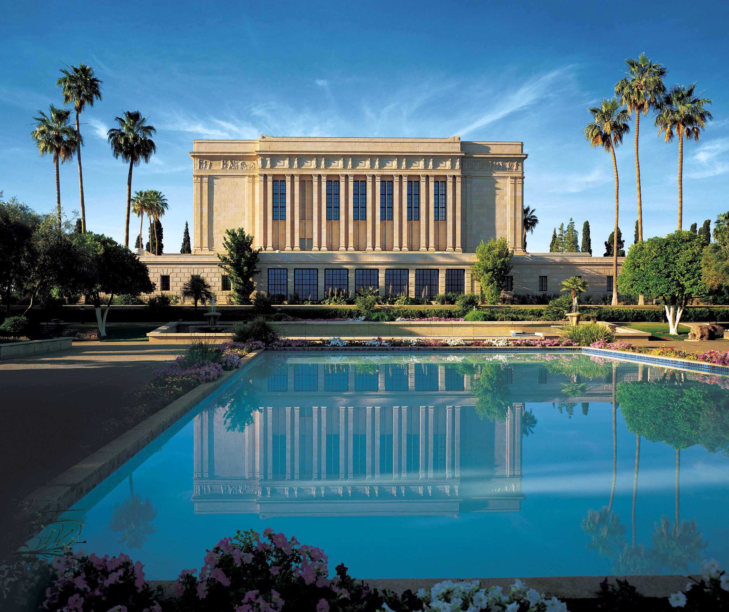 A PLACE PREPARED – Mesa Arizona Temple To Close For Two-year Renovation