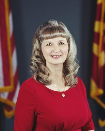 Sandi Nielson, who was elected to a four-year-term on the Avondale City Council and appointed Vice Mayor in January 2017, passed away on August 19 at 62. Photo courtesy Avondale City Council.