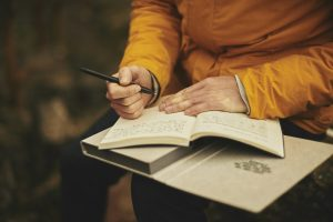 Keeping a journal preserves history and creates a lasting legacy Photo courtesy of Pixabay.
