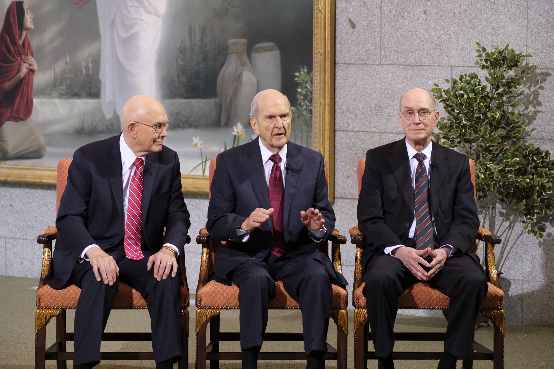 Russell M. Nelson – Named 17th Church President