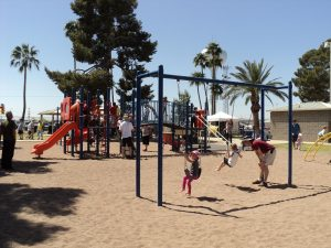 Falcon Field Park in Mesa Photo by: Yelp