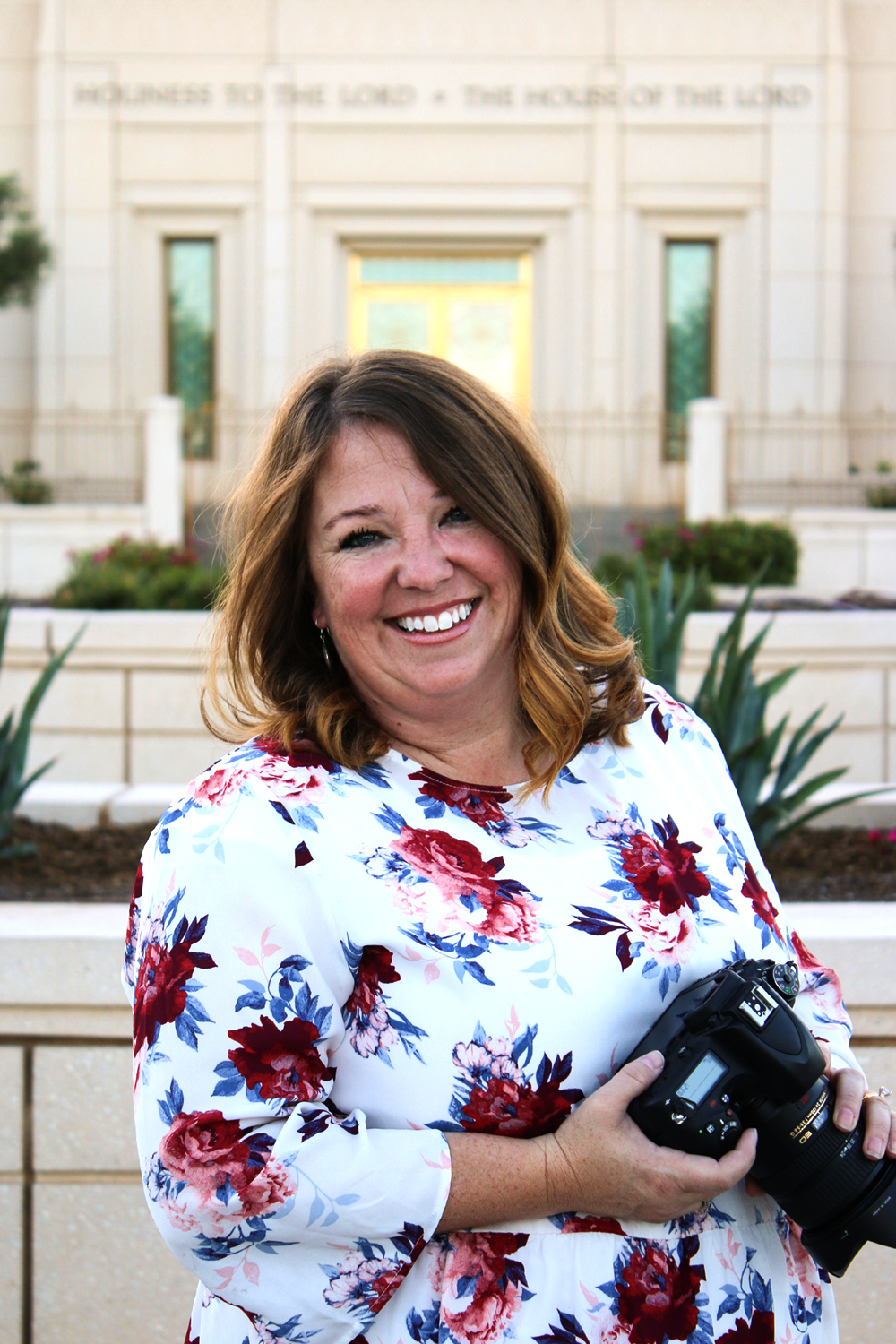 I Love To See The Temple – LDS Photographer Karyann Hoopes Shares Her Love For Temples And The Gospel