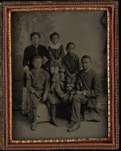 African American genealogy has become easier through the Church's acquisition of Freedmen's Bureau records in 2015. Photo courtesy CC BY 2.0 by Yale Collection of American Literature, Beinecke Rare Book and Manuscript Library