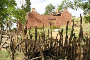 Pioneer Desert Outpost – Pipe Spring National Monument