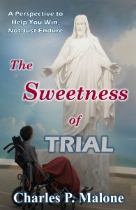Cover design for The Sweetness of Trial by Madison Crawford.
