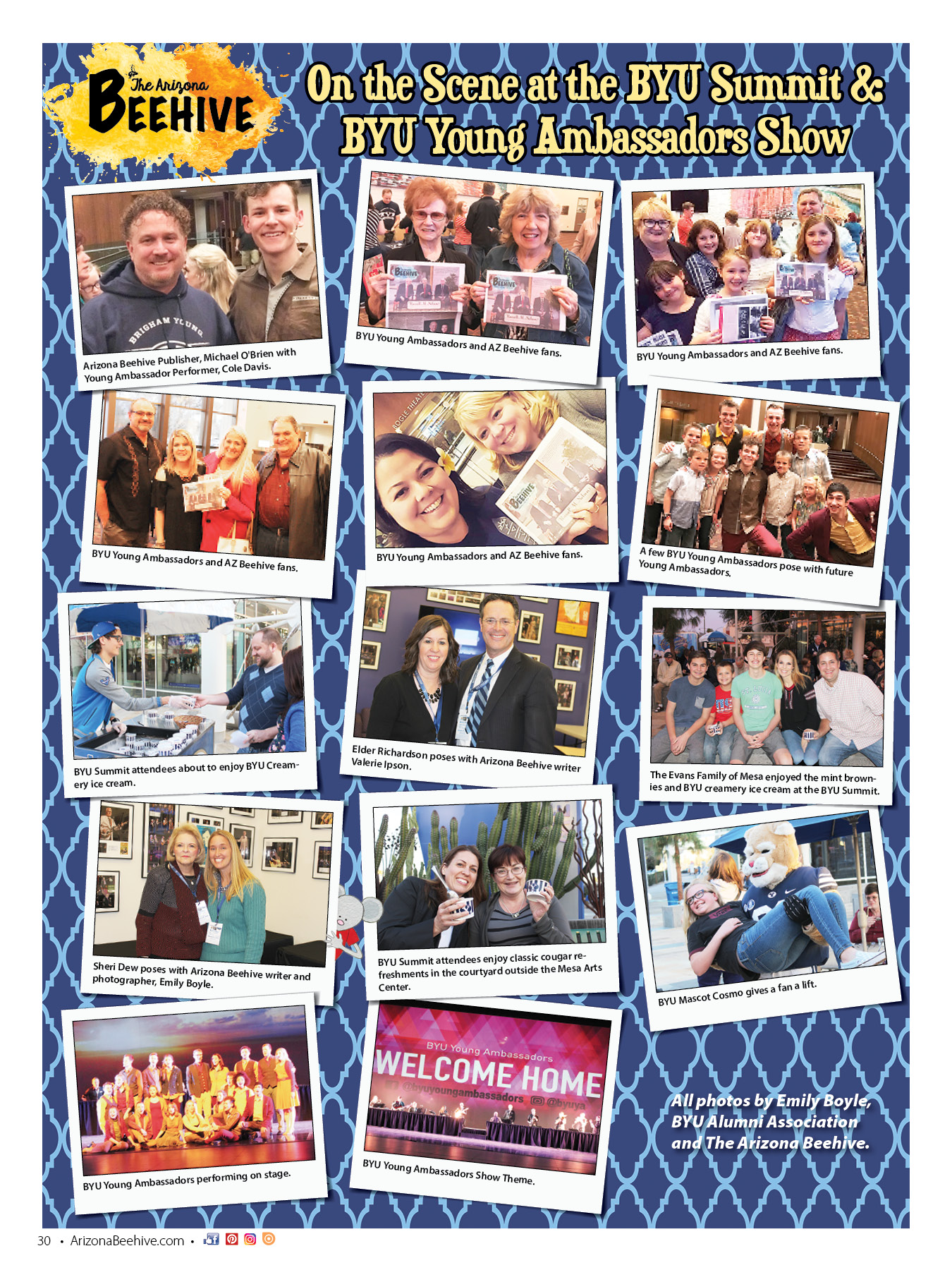On The Scene At The BYU Summit And YA Show Pics Beehive April 2018  Page 30