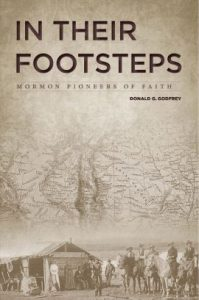Godfrey's book highlights important Mormon pioneer families who made an impact on both church and community. Photo courtesy of BYU.