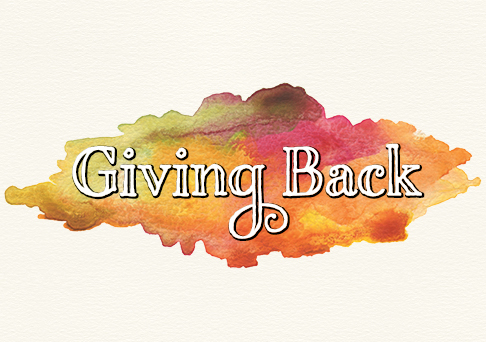 Giving Back Header
