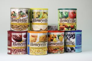 Great Grains!  Honeyville, Inc. Merges Retail With Wholesale To Bring Good Food To Consumers