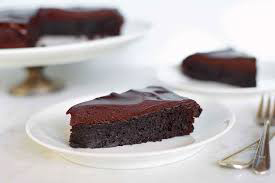 – The perfect flourless chocolate cake. Photo courtesy of King Arthur Flour.