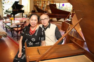Tempe Couple's Home Exhibits Their Remarkable Careers In Music