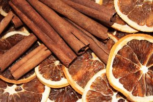 Cinnamon is one of the signature scents and tastes of the season. Photo by CCO Public Domain