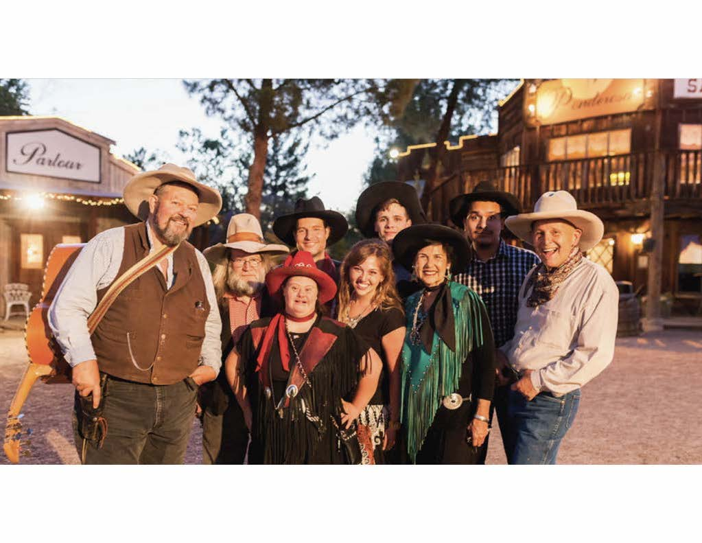 The Last Round-up: Rockin' R Ranch Closes After 35 Years Of Wrangling Old West Entertainment