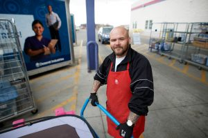 Deseret Industries associates aren't just working at a thrift store—they're receiving job and skills training.