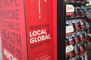 Light The World: Giving Machines Vend Out Thousands Of Dollars For Local Charities