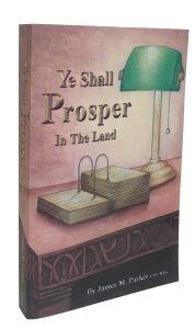 Ye Shall Prosper In The Land Book cover